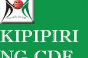Kipipiri NG-CDF